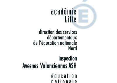 Education Nationale – inspection Avesnes Valenciennes ASH