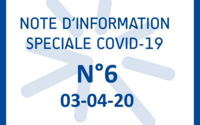 03-04-20-NOTE COVID-19 N°6 – Port du masque en tissu